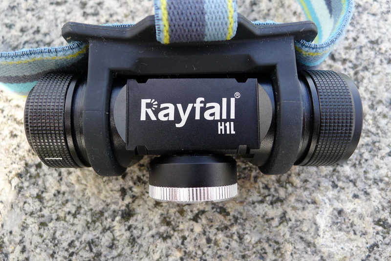 Rayfal H1L - top view