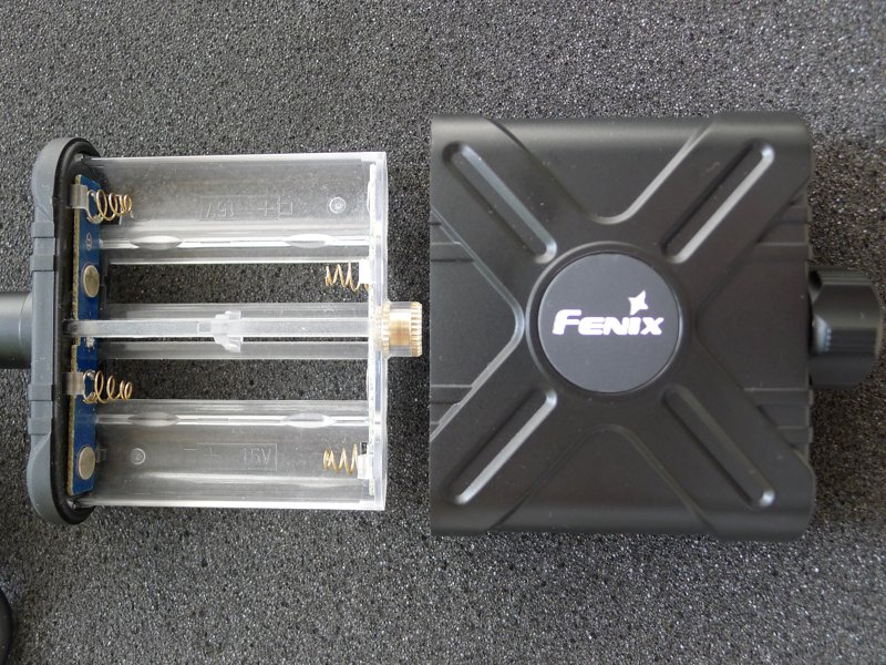 Fenix HP25 - battery pack