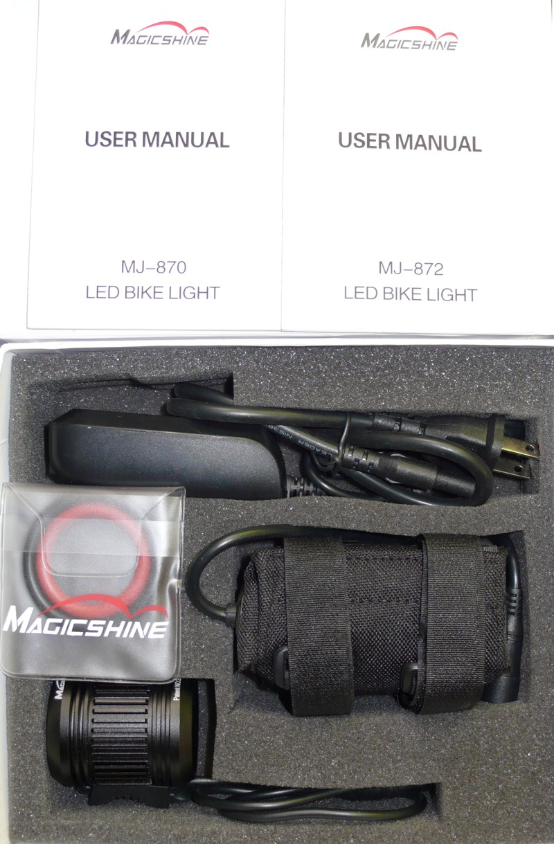 Magicshine MJ-872 box