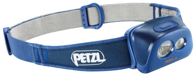 Petzl Tikka Plus 2014