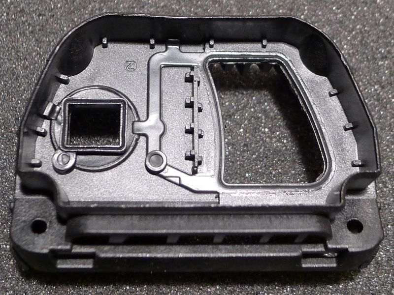 Petzl Tikka RXP - double shot mould