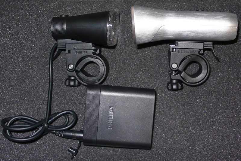 Philips Saferide 40 & Saferide 80 - side by side