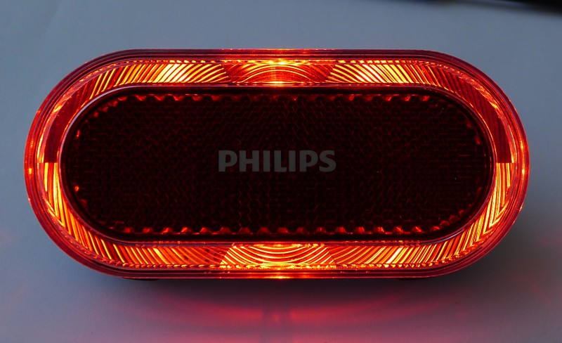 Philips Saferide Lumiring - on
